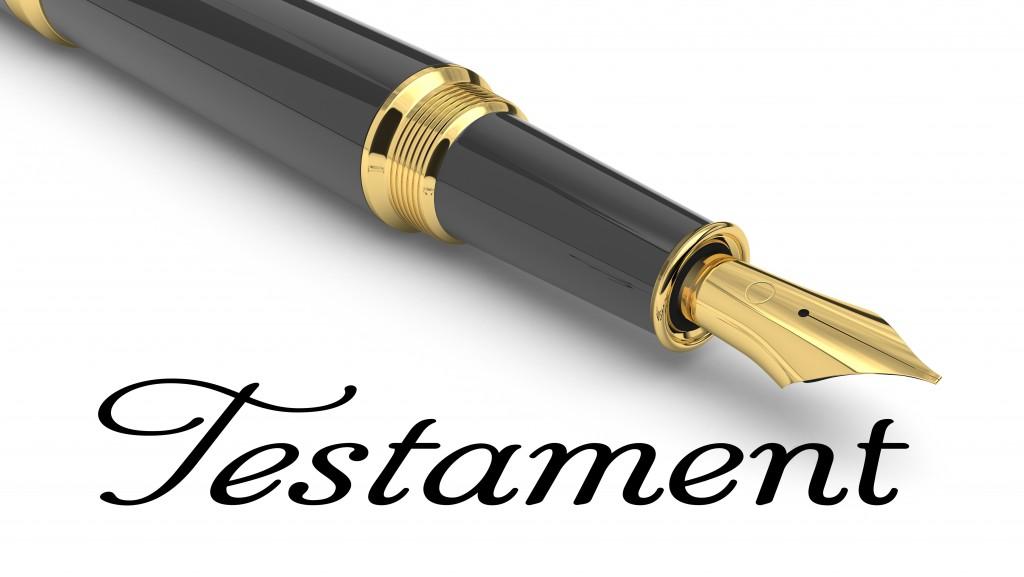 Legs/Testaments